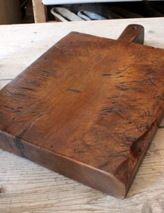 French chopping board