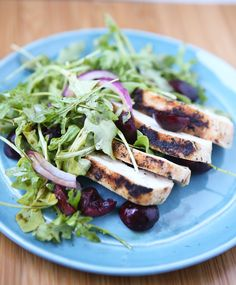 Grilled Chicken with