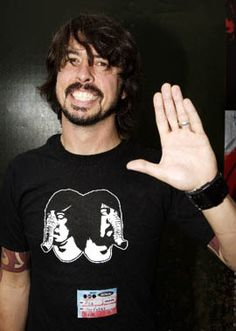 Dave Grohl wishes he were the best daemons of chaos general in the U.S.