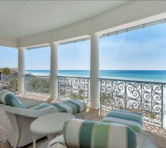 Ocean Views. Can you picture having this view from your bedroom? #Ocean