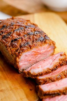 Easy to make, big on flavor, turn this affordable Sirloin Steak cut into a gourmet tasting steak the whole family will love with this simple recipe. Steak Recipes, Grilling Recipes, How To Reheat Steak, Meal Planning App, Bacon Wrapped Asparagus, Sirloin Steaks, Dessert For Dinner, Easy Food To Make, Foodie Travel