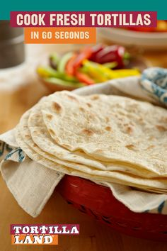 Find authentic flavor for your Cinco in the dairy section. Mexican Dishes, Mexican Food Recipes, Easy Cooking, Cooking Recipes, Fresh Tortillas, Charcuterie Recipes, Tortilla Recipe, Bean Recipes, Diy Food