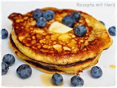 Rezepte mit Herz ♥: Amerikanische Pancakes