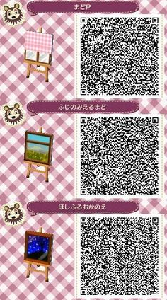 Animal crossing: new leaf qr code paths pattern acnl stuff т Qr Code Animal Crossing, Animal Crossing Qr Codes Clothes, Acnl Qr Codes Dresses, Acnl Paths, Motif Tropical, Motif Acnl, Ac New Leaf, Motifs Animal, Happy Home Designer