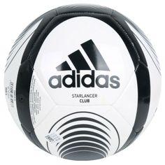 Adidas Starlancer Club Soccer Football Ball White/Black GK3499 Size 4, 5 | eBay