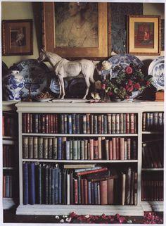 Robert Hadley :  London home of Bernard Nevill. Photo - The World of Interiors