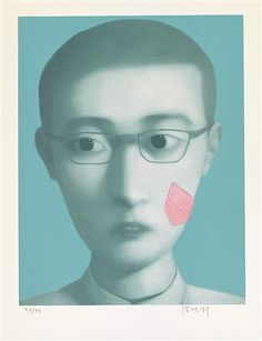 Zhang Xiaogang, My Dear Friends