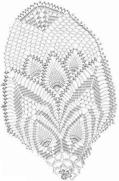 Home Decor Crochet Patterns Part 163 - Beautiful Crochet Patterns and Knitting Patterns Crochet Amigurumi Free Patterns, Crochet Doily Patterns, Crochet Mandala, Crochet Art, Crochet Home, Thread Crochet, Crochet Motif, Vintage Crochet, Crochet Designs