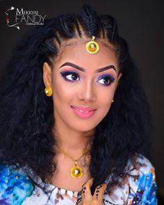 Ethiopian Hair Style Amusing Ethiopian Hair Style  Hair  Pinterest  Ethiopian Hair Style .