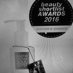 "Yay! ""EDITOR'S CHOICE"" award for our Certified Organic Grapefruit Ylang ylang Hand & Body Wash ..we are so very pleased & honoured. Thank you @beautyshortlist & all our wonderful customers #EditorsChoice #beautyshortlistawards2016 #beautybloggers  #skincare  #organicbeauty #soilassociation #crueltyfree #greenbeauty #newbeauty #sensitiveskin #earthmothersoulsister #supportthemakers #neworganicbeautybrand  #theartoforganic #editorspick"