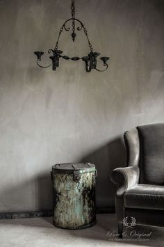 Pure Original Fresco Lime Paint Kalkverf color Earth Stone cred De Potstal