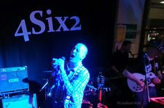 The 4Six2 band playing live at Spanky's in #Leesburg on March 8, 2015.