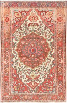 Antique Persian Malayer Carpet 47271 Main Image - By Nazmiyal