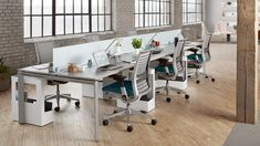 FrameOne Bench delivers on diverse design options that add versatility and value for companies to optimize real estate, fuel innovation and support the ways their people work best. Office Furniture, Office Desk, Real Estate Office, Office Workstations, Company Work, Showroom, Innovation, Bench, Work Stations