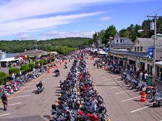 Laconia,NH Bike Week
