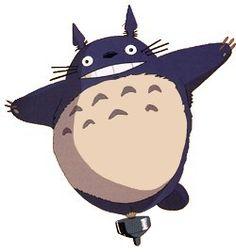 Totoro, Totoro....// weeeeeeee!