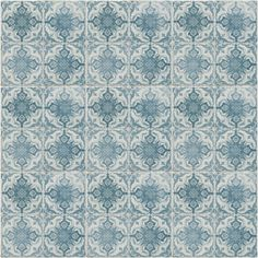 Topps Tiles  York tiles, seen in store, worn effect, slightly matt finish makes them feel warmer. Mediterranean, Morocco, rough luxe