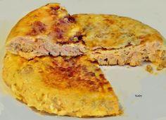 Tortilla de carne a la boloñesa