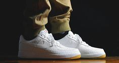 "Nike Air Force 1 Low ""White Croc"" Air Force 1 b2c8ffbdf"