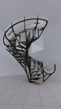 Escalier Art, Cnc Plasma, Metal Working, New Homes, Stairs, Toulouse, Architecture, Nice, Interior