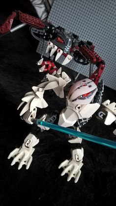 Monster of fire vs Lego bionicle wars - Part 1