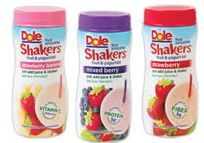 $.65/2 Dole Fruit Smoothie Shakers Printable Coupon on http://www.couponingfor4.net