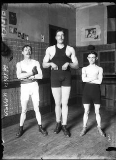 What Parisian boxing from the early 1900s has to do with our contemporary technoparanoia about robots replacing us.