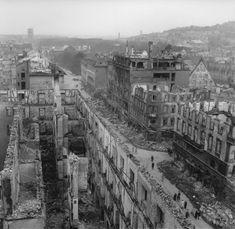 Einkaufsmeile als Trümmerwüste - von Zeit zu Zeit - Stuttgarter Zeitung