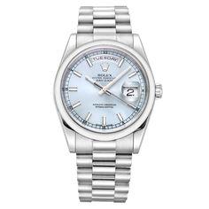 Rolex Day-Date Automatic Platinum (118206)