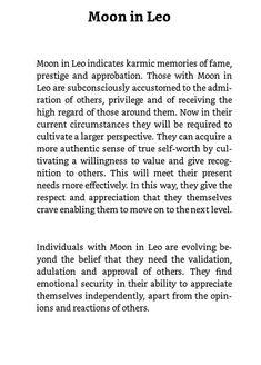 Moon in leo – Leo Moon Sign, Moon Sign Astrology, Moon In Leo, Astrology Numerology, Moon Signs, Sun Sign, Gemini Rising, Cancer Rising, Cancer Moon