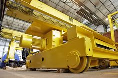Double girder gantry kits for PCT Group LTD GH Cranes & Components