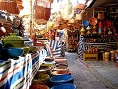 Marketplace Hammam Melouane, Algeria  | Flickr - Photo Sharing!  http://www.lonelyplanet.com/algeria/travel-tips-and-articles/75958