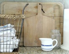 The Wicker House: Kitchen and dinning