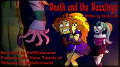 MLP Fanfic Reading - 'Death & the Dazzlings' (Darkfic/Psychological Horror) [MONTH OF MACABRE 2017] - YouTube