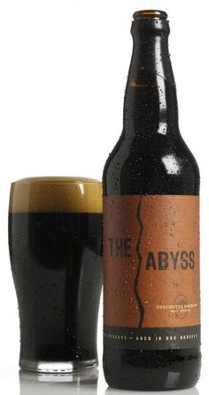 The Abyss by Deschutes Brewery www.MiCraftBeerCulture.com