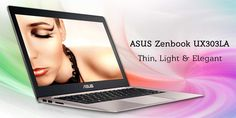 "COMING SOON!! ASUS Zenbook UX303LA XS51T 13.3"" Full HD IPS Touchscreen Ultrabook Starting at: $999.00 Check it out on Computer Upgrade King's site at http://cukusa.com/asus-zenbook-ux303la-xs51t-13-3-full-hd-ips-touchscreen-ultrabook.html"