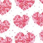 Michael Miller, Valentines Day, Quilts, Pretty, Red, Pink, Crafts, Inspiration, Collection