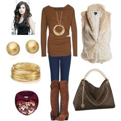 50+ Cute Fall & Winter Outfit Ideas 2017  - Are you looking for something heavy to wear? Do you want new fall and winter outfit ideas to try in the next year? In the fall and winter seasons, the... -  fall-and-winter-outfit-ideas-2017-26 .
