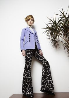 SS 2013 #ss13 #london #fashion #awake #nataliaalaverdian #trends #smart #giraffe #print