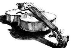 Resultado de imagen para como dibujar un violin