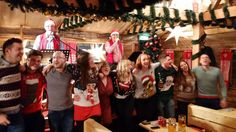 A little song and dance at the Leeds German Market  #LifeatZeal (2014)