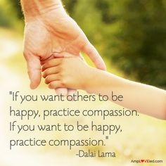 """""""We can't practice compassion with other people if we can't treat ourselves kindly. Chiropractic Clinic, Family Chiropractic, Holistic Approach, Dalai Lama, Compassion, Holding Hands, Health, Happy, Instagram"""