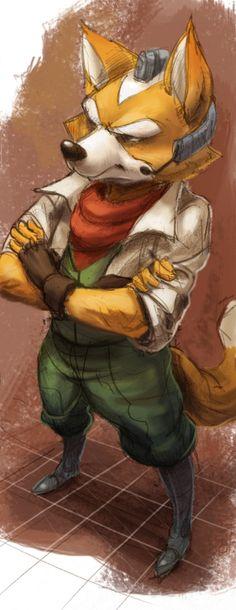 -Mr McCloud- by bakanaartist.deviantart.com on @deviantART