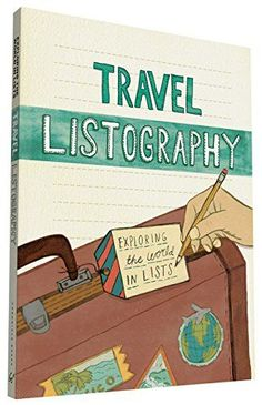 Travel Listography: Exploring the World in Lists £13