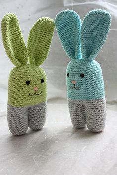cuddle bunnies by Artefleur, via Flickr