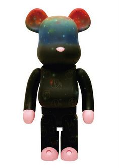 """Chen Ku """"Cai Hong"""" 1000% Bearbrick"""