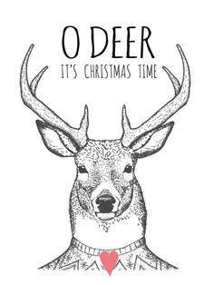 O deer