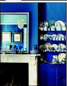 Cobalt blue in all of it's glory...