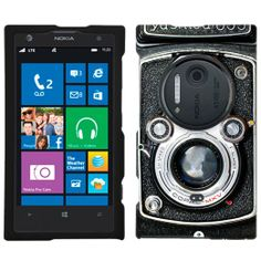 Nokia Lumia 1020 Vintage Old Yashica Camera 635 Phone Case Cover