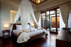 stunning one bedroom pool villa at Ladera Villa Ubud